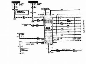1997 Lincoln Mark Viii Fuse Diagram