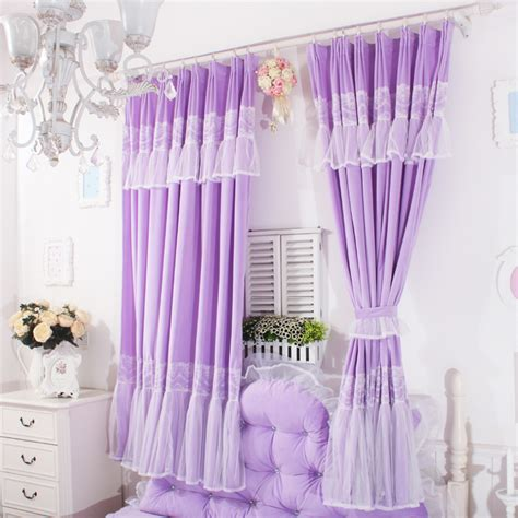 Modern Valances For Living Room by Online Get Cheap Purple Curtains For Girls Room