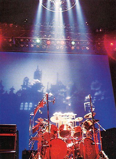 Rush: Signals Tour Book Artwork and Photographs