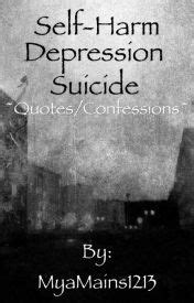 harm depression suicidal anorexia anxiety quotes