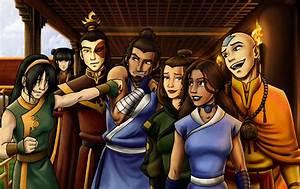 Fanonsaying Goodbye Avatar Wiki Fandom Powered By Wikia