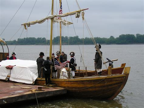Keelboat Pictures by A Photographic Essay On Lewis And Clark S Keelboat Lewis