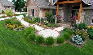 Beautiful front yard landscaping ideas 36 decorapatiocom for Beautiful front yards with landscaping