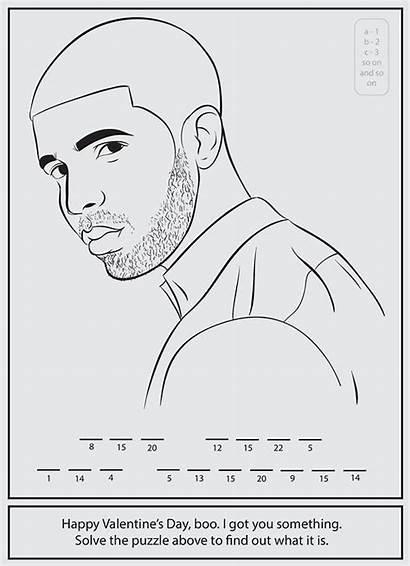 Coloring Drake Pages Colouring Meme Memes Drak