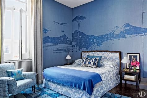 Blue Bedroom Ideas For Small Rooms by Moody Interior Breathtaking Bedrooms In Shades Of Blue