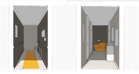 idee decoration couloir etroit recherche google