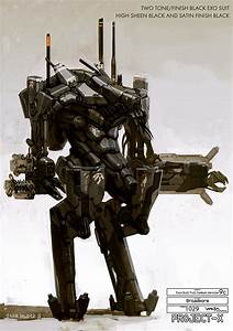 """inspired by """"District 9"""" (mech)"""
