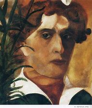 Marc Chagall Self Portrait
