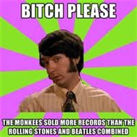 Rolling Stones Meme - monkeesmania monkees fun facts