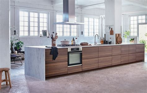 But there are 3 things you must know before you choose their voxtorp doors. ikea voxtorp walnut | K I T C H E N | Pinterest | Kitchens ...