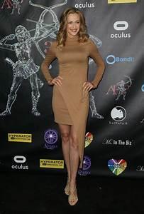 Kristanna Loken At Artemis Women In Action Film Festival Gala In Los Angeles 04  21  2017  U2013 Hawtcelebs