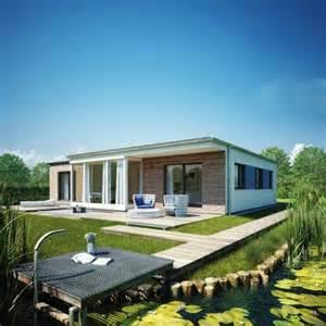 bungalow moderne architektur hanse haus