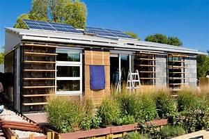 Maison Bioclimatique Passive : quelles sont les caract ristiques d 39 une maison bioclimatique ~ Melissatoandfro.com Idées de Décoration