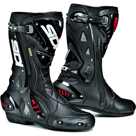 motorbike footwear sidi stealth st gore tex waterproof motorcycle motorbike