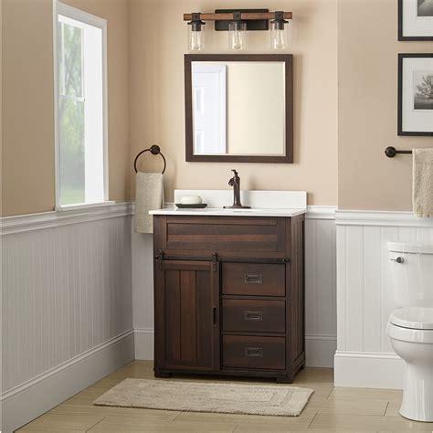 "Style Selections Bathroom Vanity W Tops 315"" Or 30"