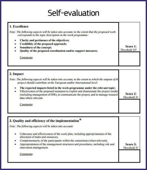 evaluation examples determine  kind