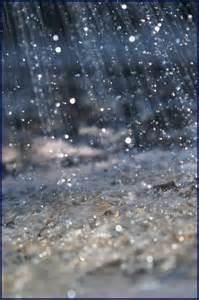 Rain and Hail Storm