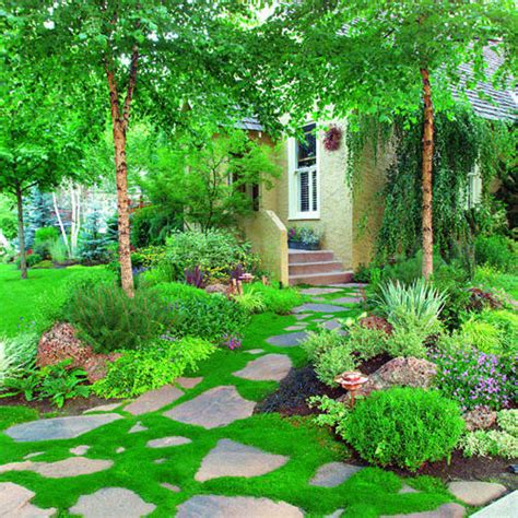 beautiful home garden ideas for the lawn 36