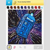 tardis-drawing