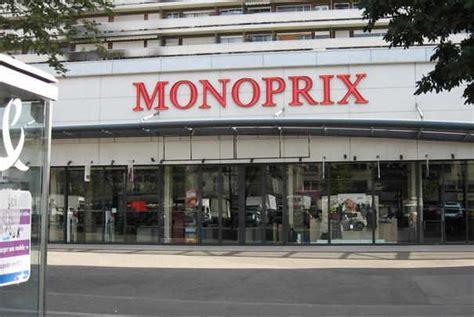bureau de poste ouverture monoprix ouvrira plus grand magasin de le 24