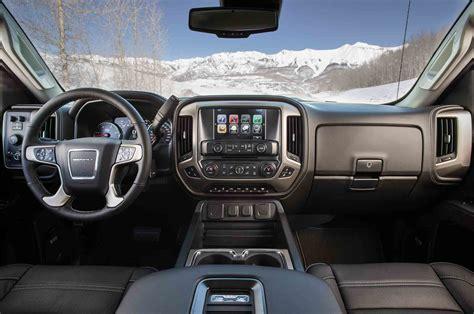 2017 Gmc Sierra 2500 And 3500 Denali Hd Duramax Review