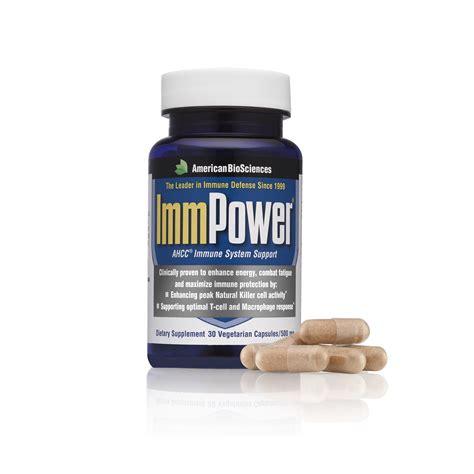 immpower immune support vitamin immune health