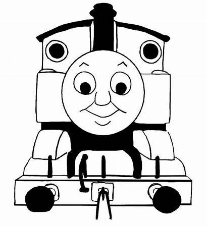 Thomas Train Clip Clipart Tank Tomas Birthday