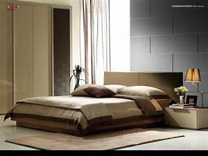 Modern bedroom decorating ideas dream house experience for Design for small bedroom modern