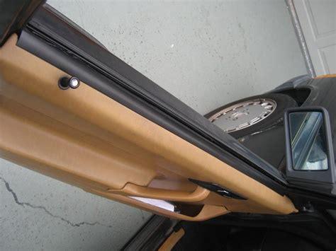 door panel  moulding fix pics mercedes benz forum