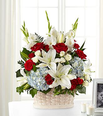 ftd greater glory basket