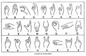 sign language on pinterest american sign language sign With alphabet letter signs