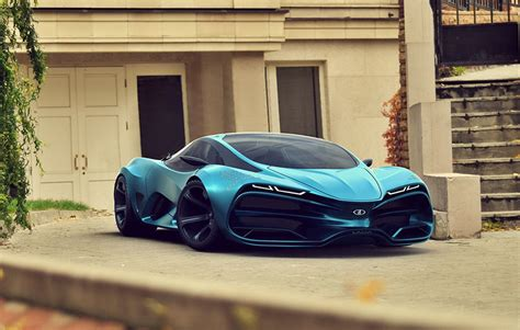The New Russian Supercar?