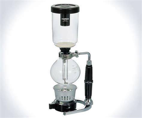 Vacuum Pot Coffee Maker   DudeIWantThat.com