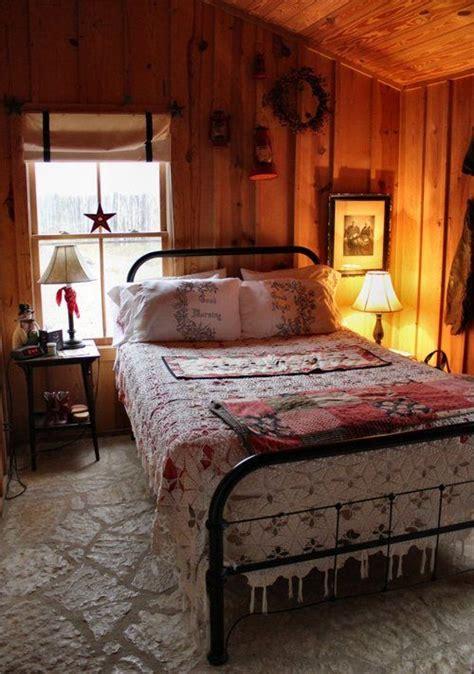 cabin bedroom  bed  beautiful    love