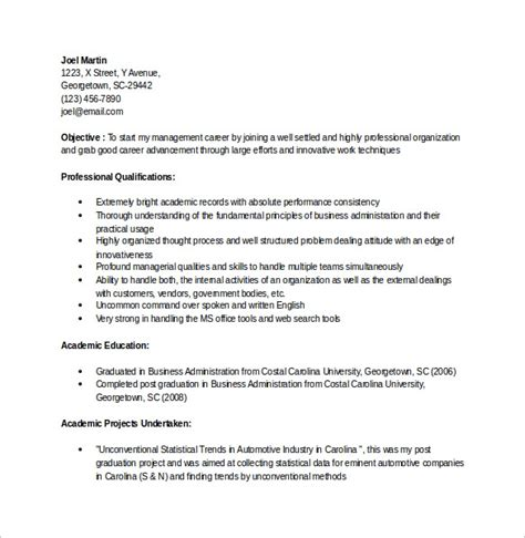 sample accountant resume    documents