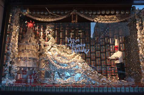 star chefs   barneys window display zimbio
