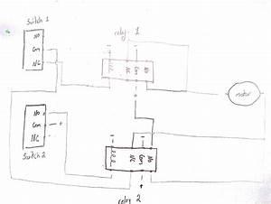 Wire Diagram No Relay