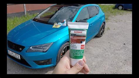 kratzer aus plastik entfernen auto plastik kratzer