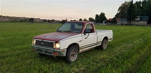 Just Got My 1984 Chevy Luv Diesel Running  This Farm Truck