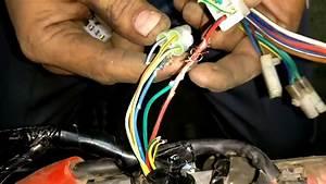 Honda Cb Hornet 160r Wiring Problem Solved