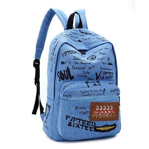 bow sling bag jean backpack quotes