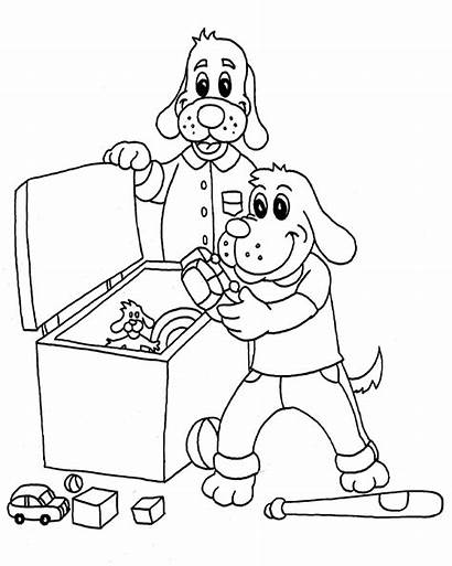 Coloring Pages Clean Printable Cleanitsupply Children Template