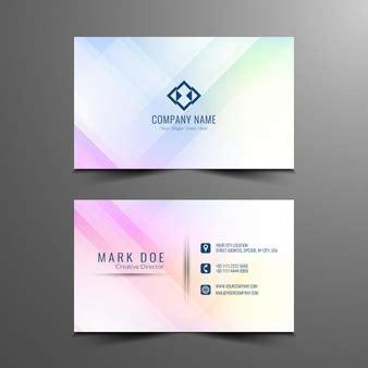 business card vectors   psd files