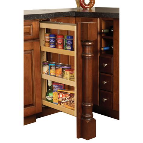 base cabinet pull out kitchen base cabinet pull out filler organizers by hafele