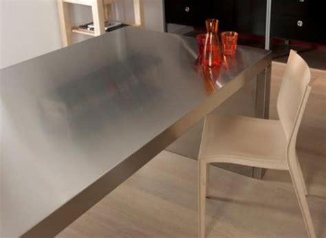cuisine inox sur mesure 233 vier mobilier table cr 233 dence plan de travail