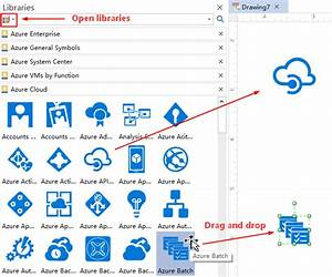 How To Draw Azure Diagram