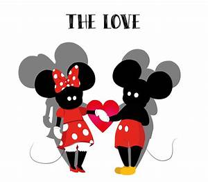 Mickey And Minnie Love You Pictures to Pin on Pinterest ...