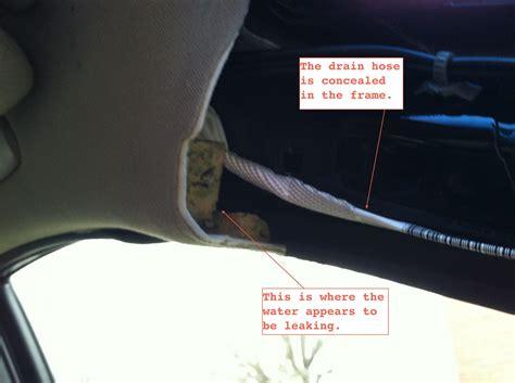 driverside  pillar leaking page  gdriver