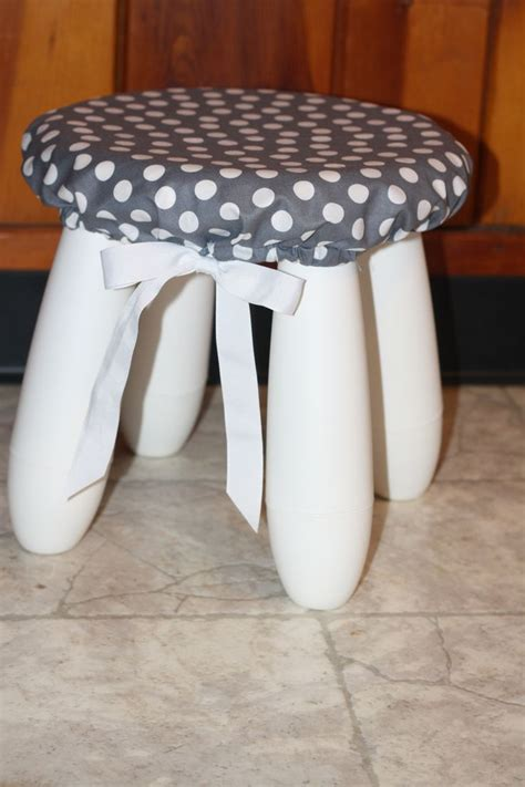 Mammut Stool - stool cover for the ikea mammut stool i used this