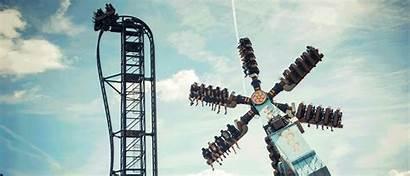 Rides Park Thorpe Thrill Resort Attractions Ten